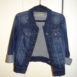 *PARASUCO* Jean jacket